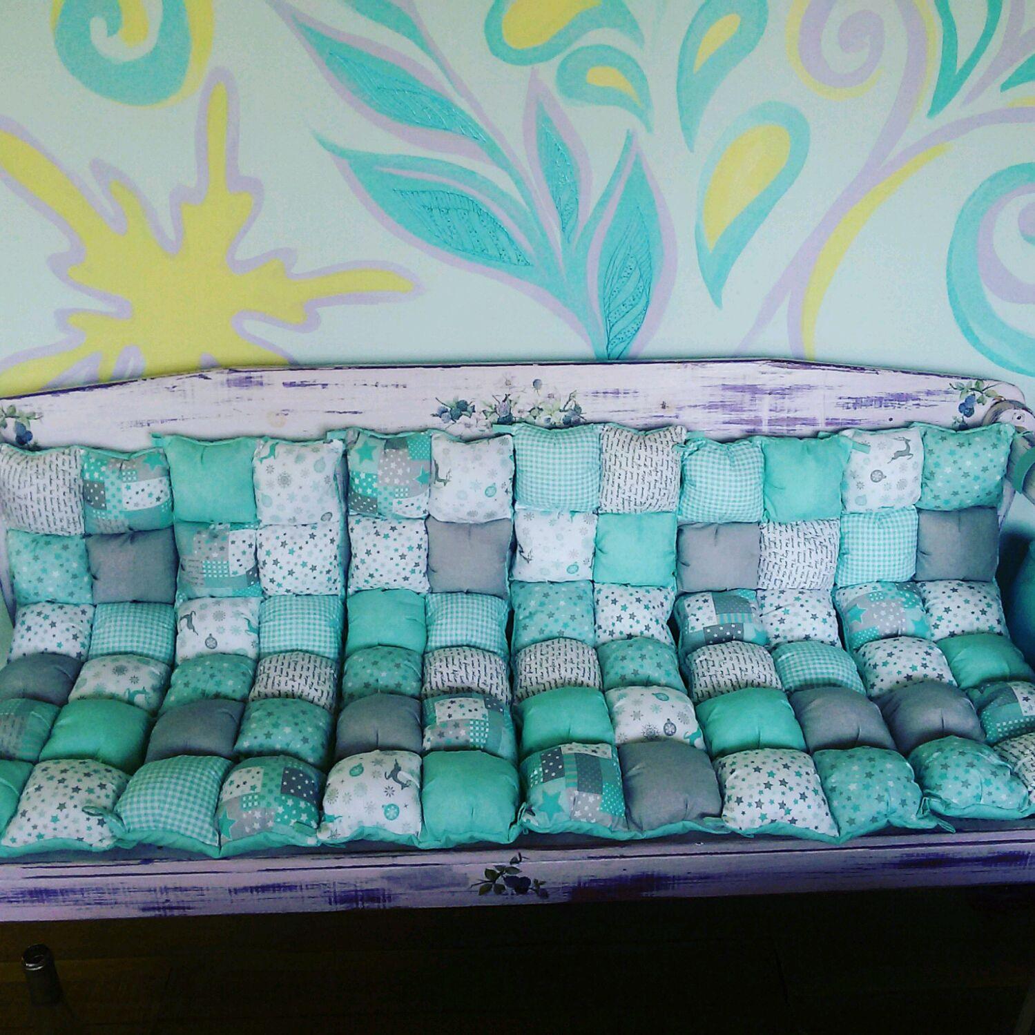 Бортики кроватку новорожденного своими руками фото 606