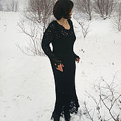 Одежда handmade. Livemaster - original item Ready : Knitted dress