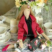 Куклы и игрушки ручной работы. Ярмарка Мастеров - ручная работа Малышка Роз. Handmade.