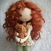 Куклы и игрушки ручной работы. Ярмарка Мастеров - ручная работа Кукла  Зойка. Handmade.