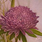 Картины и панно handmade. Livemaster - original item Oil painting Astra. (the cycle of
