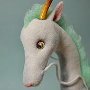 Куклы и игрушки ручной работы. Ярмарка Мастеров - ручная работа Дракон Хаку. Handmade.