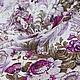 Шитье ручной работы. Ярмарка Мастеров - ручная работа. Купить Плательная ткань 04-003-2786. Handmade. Разноцветный
