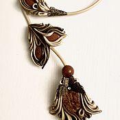 handmade. Livemaster - original item Memory necklace ROYAL BRIDE. Handmade.