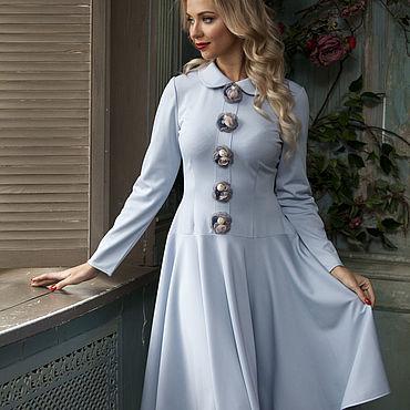 Clothing handmade. Livemaster - original item Dress