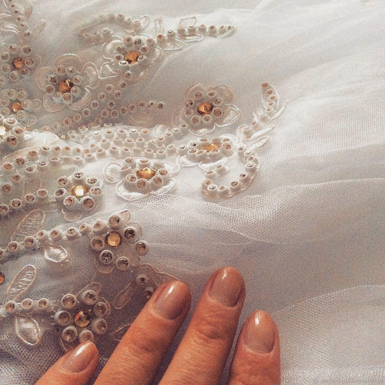 ed29d65468bf Свадебное платье Анжелика – купить в интернет-магазине на Ярмарке Мастеров  с ...