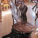 Мебель ручной работы. Ярмарка Мастеров - ручная работа. Купить Кресло из дерева. Handmade. Кантри, деревянная мебель, подарок из дерева