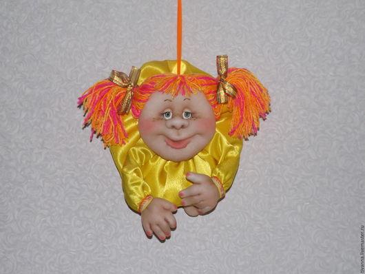 Коллекционные куклы ручной работы. Ярмарка Мастеров - ручная работа. Купить Кукла На Удачу. Handmade. Кукла, подарок девушке