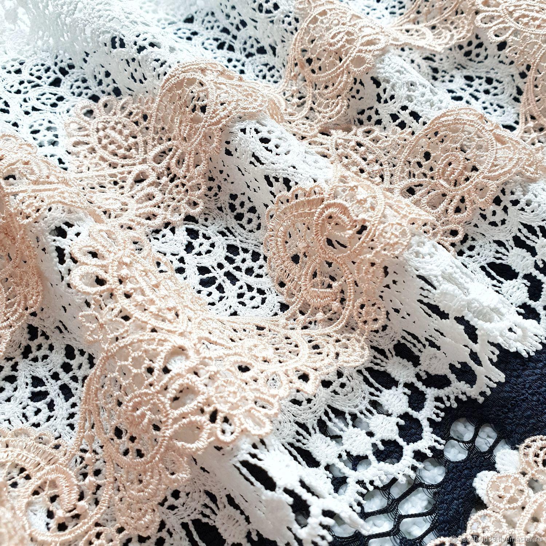 Заказать плетеное кружево по низким ценам онлайн