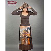 Одежда handmade. Livemaster - original item Skirt VR -1011. Handmade.