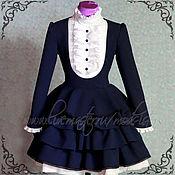 Одежда handmade. Livemaster - original item School uniform Art.046. Handmade.