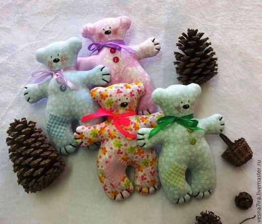 """Куклы и игрушки ручной работы. Ярмарка Мастеров - ручная работа. Купить Набор для шитья куклы """"Мишка"""". Handmade. Мишка"""