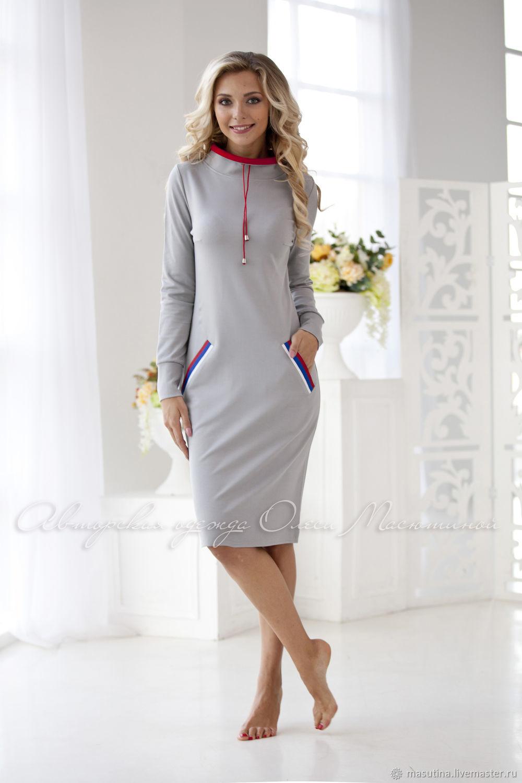 Dress 'Love Russia', Dresses, St. Petersburg,  Фото №1