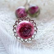 """Комплект """"Розовый сад"""" шебби подарок девушке розы"""