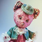 """Куклы и игрушки ручной работы. Ярмарка Мастеров - ручная работа Лис тедди """" Жульен"""". Handmade."""