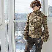 "Одежда handmade. Livemaster - original item Sweater ""Brutal"". Handmade."
