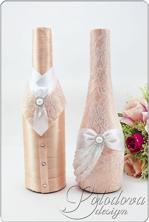 Свадебные бутылки Париж Свадебные чехлы на бутылки,украшения на свадебные бутылки, свадебные бутылки,свадебные аксессуары ручной работы.