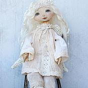 Куклы и игрушки ручной работы. Ярмарка Мастеров - ручная работа Ангельские истории. Handmade.