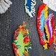 """Текстиль, ковры ручной работы. Заказать Коврик """"Бабушкины заплатки-4"""". Просто Счастье. Ярмарка Мастеров. Коврики, ковер, пестрый"""