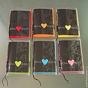 """Канцелярские товары ручной работы. Ярмарка Мастеров - ручная работа SOULBOOK-MINI """"LOVE"""" с сюрпризом!. Handmade."""