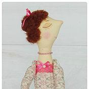 Куклы и игрушки ручной работы. Ярмарка Мастеров - ручная работа Балеринка Иринка. Handmade.