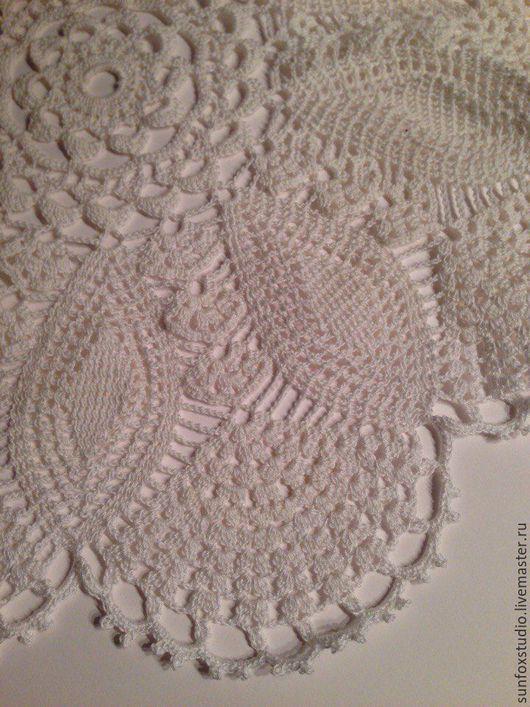Текстиль, ковры ручной работы. Ярмарка Мастеров - ручная работа. Купить Салфетки любого типа по заказу крючком. Handmade. Салфетки