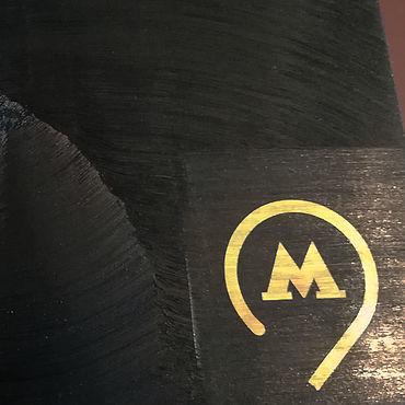Diseño y publicidad manualidades. Livemaster - hecho a mano The picture with the company logo. Handmade.