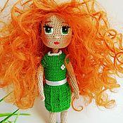 Куклы и пупсы ручной работы. Ярмарка Мастеров - ручная работа Куклы: Куколка Алиса. Handmade.