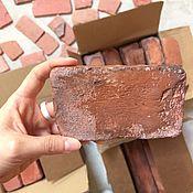 Дизайн и реклама handmade. Livemaster - original item Decorative interior bricks of stamps. Handmade.