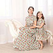 """Одежда ручной работы. Ярмарка Мастеров - ручная работа Платье """"Шебби-1""""на все случаи женской жизни. Handmade."""