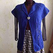 Одежда ручной работы. Ярмарка Мастеров - ручная работа Классический жилет. Handmade.