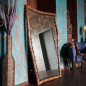 """Для дома и интерьера ручной работы. Ярмарка Мастеров - ручная работа Интерьерное зеркало """"Druid"""". Handmade."""