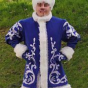 Одежда handmade. Livemaster - original item Suits: men`s fur coat. Handmade.