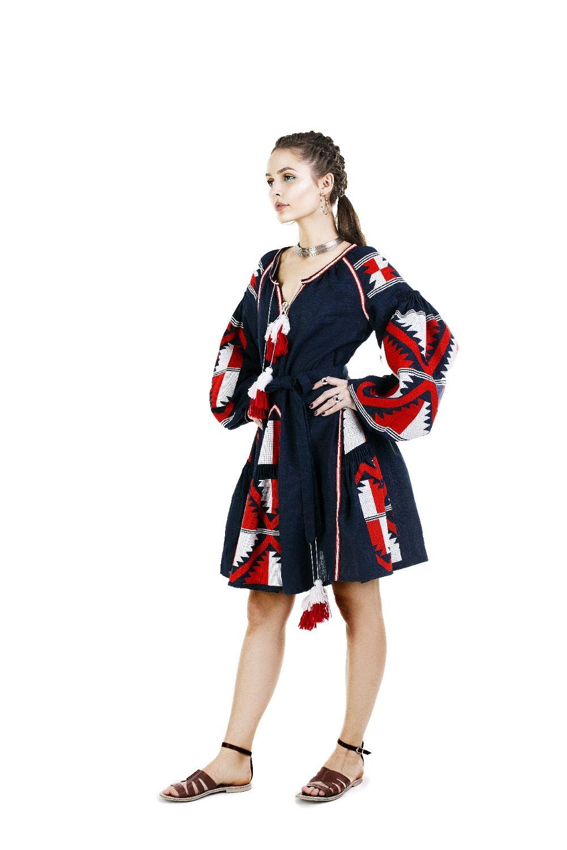 Ярмарка Мастеров · Платья ручной работы. Платье из льна