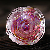 """Украшения ручной работы. Ярмарка Мастеров - ручная работа Кольцо """" Розовый вихрь"""". Handmade."""