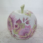 Для дома и интерьера handmade. Livemaster - original item Apple-box