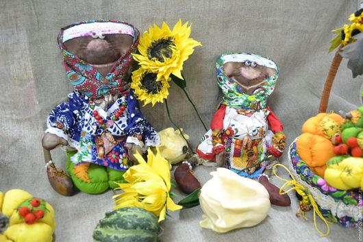 Ароматизированные куклы ручной работы. Ярмарка Мастеров - ручная работа. Купить МаврикиЧна и НикитиЧна. Handmade. Коричневый, кукла в подарок, синтепон