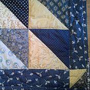 Для дома и интерьера ручной работы. Ярмарка Мастеров - ручная работа Лоскутное одеяло Казацкое раздолье. Handmade.