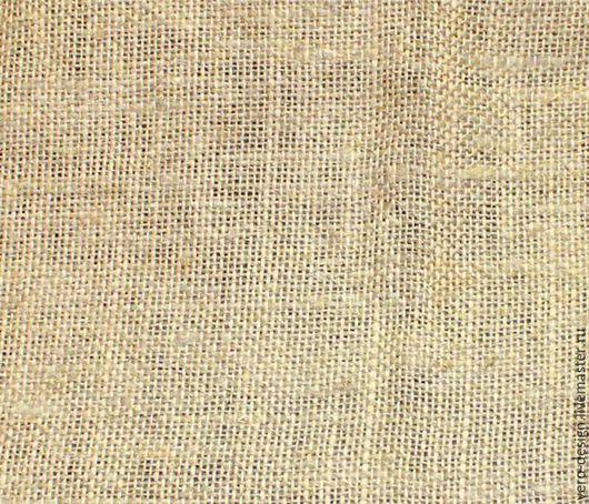 Шитье ручной работы. Ярмарка Мастеров - ручная работа. Купить Мешковина для рукоделия джутовая, плотная, 430 г., 50 Х 50 см. Handmade.
