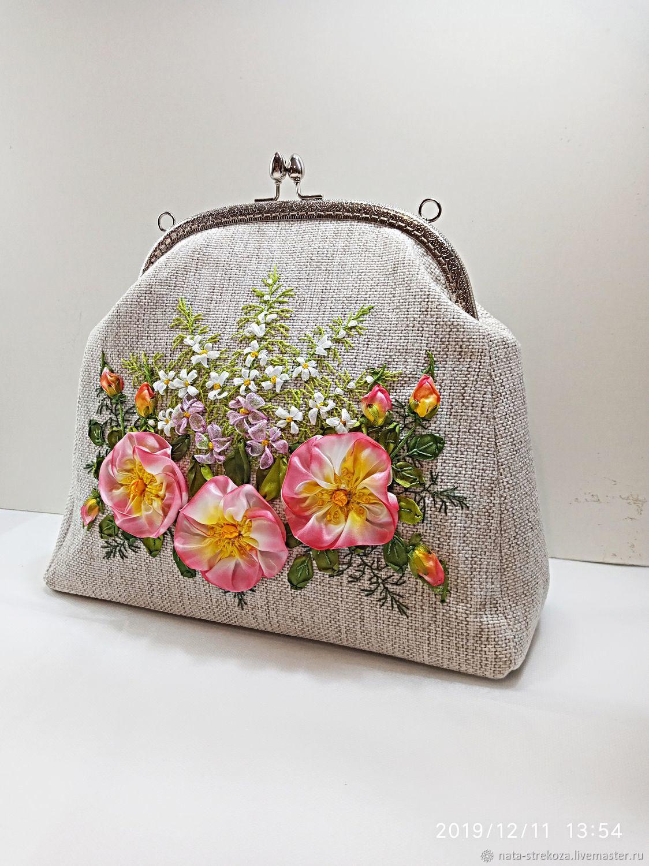 Bag handmade 'Summer', Classic Bag, Tikhoretsk,  Фото №1
