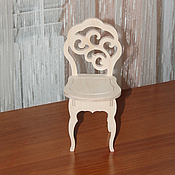 Материалы для творчества handmade. Livemaster - original item Doll high chair.172.. Handmade.