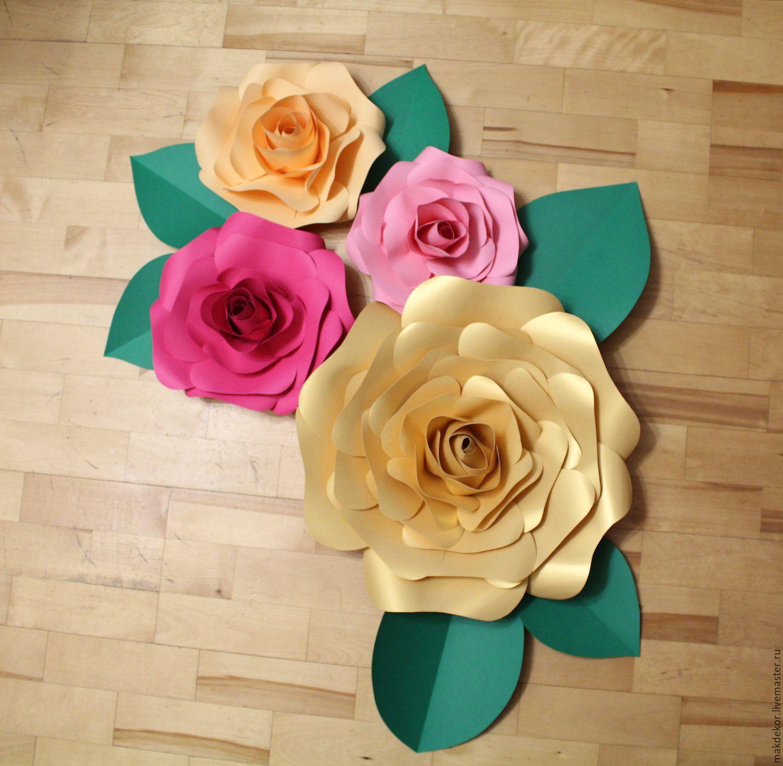 Бумага для больших бумажных цветов своими руками 934