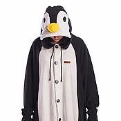 Субкультуры handmade. Livemaster - original item Costume kigurumi FUNKY PINGUIN Penguin KIGU. Handmade.