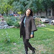 """Одежда ручной работы. Ярмарка Мастеров - ручная работа Пальто валяное """" Terra"""". Handmade."""