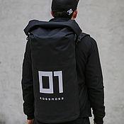 Сумки и аксессуары ручной работы. Ярмарка Мастеров - ручная работа Вместительный рюкзак для путешествий. Handmade.