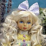 Куклы и игрушки ручной работы. Ярмарка Мастеров - ручная работа Кукла из дерева, Софи. Handmade.