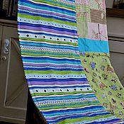 Для дома и интерьера handmade. Livemaster - original item The veil quilted patchwork