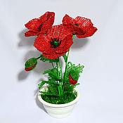 Цветы и флористика handmade. Livemaster - original item Maki. Handmade.