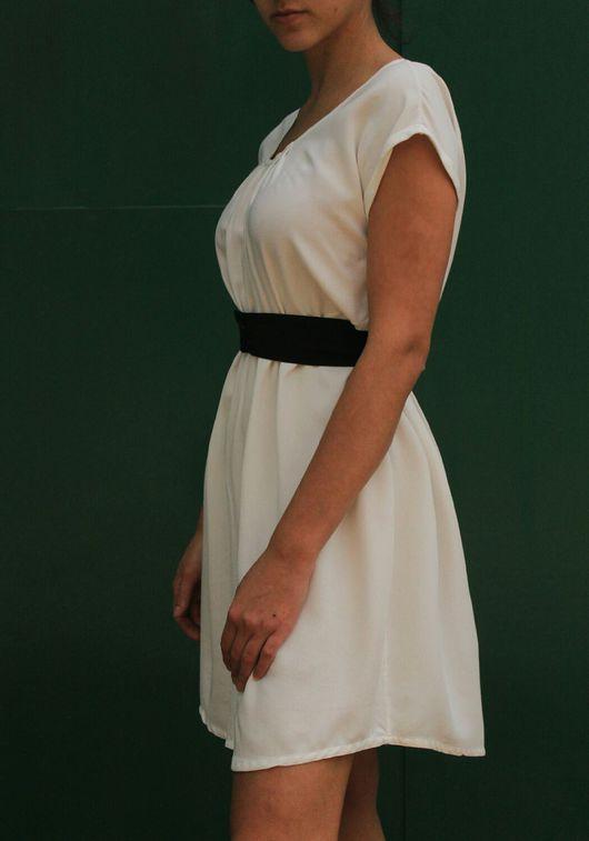 Платья ручной работы. Ярмарка Мастеров - ручная работа. Купить Летнее платье. Handmade. Летнее платье, платье со складками