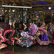 Одежда ручной работы. Ярмарка Мастеров - ручная работа Цыганская юбка. Handmade.